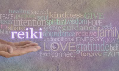 The Health Benefits Of Reiki